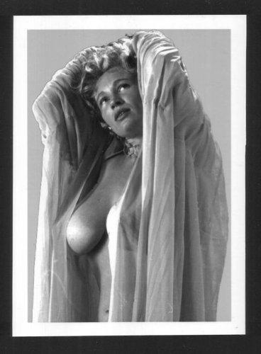 VIRGINIA BELL TOPLESS NUDE HUGE BREASTS NEW REPRINT 5 X 7 #132
