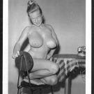 VIRGINIA BELL TOPLESS NUDE HUGE BREASTS NEW REPRINT 5 X 7 #139