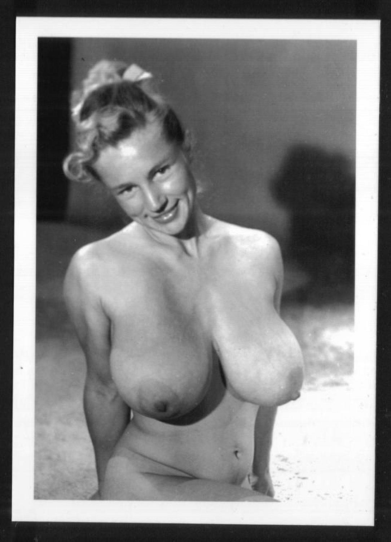 VIRGINIA BELL TOPLESS NUDE HUGE BREASTS NEW REPRINT 5 X 7 #141