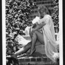 VIRGINIA BELL TOPLESS NUDE HUGE BREASTS NEW REPRINT 5 X 7 #170