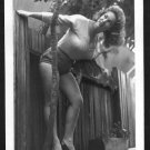 VIRGINIA BELL HUGE BREASTS TIGHT SWEATER POSE NEW REPRINT 5 X 7 #174