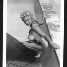VIRGINIA BELL TOPLESS NUDE HUGE BREASTS NEW REPRINT 5 X 7 #204