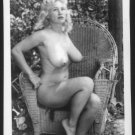 VIRGINIA BELL TOPLESS NUDE HUGE BREASTS NEW REPRINT 5 X 7 #218