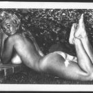 VIRGINIA BELL TOPLESS NUDE HUGE BREASTS NEW REPRINT 5 X 7 #227