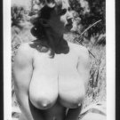 VIRGINIA BELL TOPLESS NUDE HUGE BREASTS NEW REPRINT 5 X 7 #228