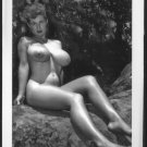 VIRGINIA BELL TOPLESS NUDE HUGE BREASTS NEW REPRINT 5 X 7 #229