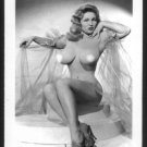 VIRGINIA BELL TOPLESS NUDE HUGE BREASTS NEW REPRINT 5 X 7 #241