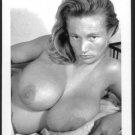 VIRGINIA BELL TOPLESS NUDE HUGE BREASTS NEW REPRINT 5 X 7 #242