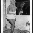 ACTRESS JAYNE MANSFIELD TOPLESS HUGE BREASTS NEW REPRINT 5X7 #20