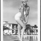 ACTRESS JAYNE MANSFIELD BOSOMY BUSTY SWIMSUIT POSE NEW REPRINT PHOTO 5X7 #33