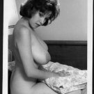 JULIE WILLS/WILLIAMS TOPLESS NUDE HUGE HEAVY HANGING BREASTS NEW REPRINT 5X7 JW-39
