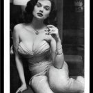 STRIPPER DORIAN DENNIS BUSTY BOSOMY CLEAVAGE NEW REPRINT 5 X 7 #2