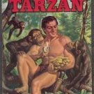 EDGAR RICE BURROUGHS' TARZAN DELL COMIC VOL.1 NO.75 DECEMBER 1955 RARE