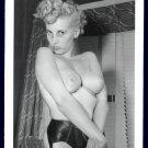 DONNA BROWN TOTALLY NUDE HUGE BREASTS  REPRINT PHOTO 5X7  DB-45