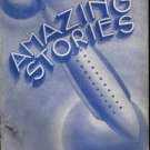 AMAZING STORIES VOL. 7 NO.10 JANUARY 1933 A. SIGMOND ARTIST ART DECO RARE