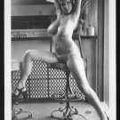 ROBERTA PEDON TOTALLY NUDE HUGE BREASTS HAIRY PUSSY NEW REPRINT 5 X 7 #318
