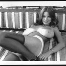 ROBERTA PEDON TOTALLY NUDE HUGE BREASTS HAIRY PUSSY NEW REPRINT 5 X 7 #367