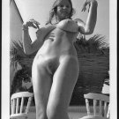 ROBERTA PEDON TOTALLY NUDE HUGE BREASTS HAIRY PUSSY NEW REPRINT 5 X 7 #377