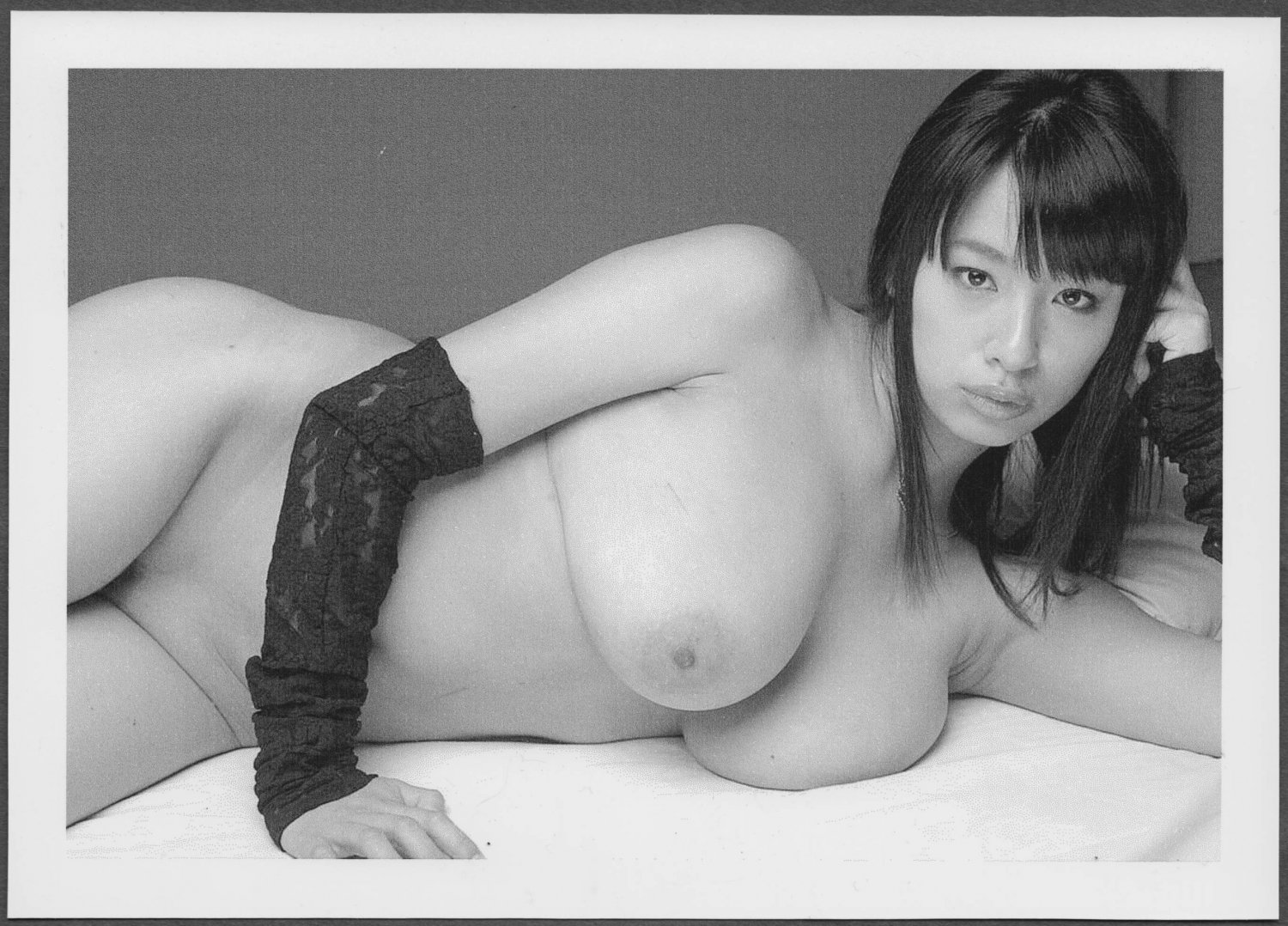 Busty nude japanese models clips butt