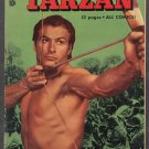 TARZAN COMICS #23 LEX BARKER COVER AUG. 1951 VERY FINE PRICE STAMP ON COVER