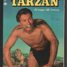 TARZAN COMICS #25 LEX BARKER COVER FINE CONDITION OCT. 1951 PRICE STAMP ON COVER