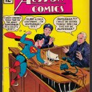 ACTION COMICS 284 THE BABE OF STEEL WITH MON-EL SUPERGIRL STORY JAN. 1962 FINE