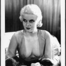 ACTRESS JEAN HARLOW DEEP CLEAVAGE BOSOMY POSE REPRINT PHOTO 5X7