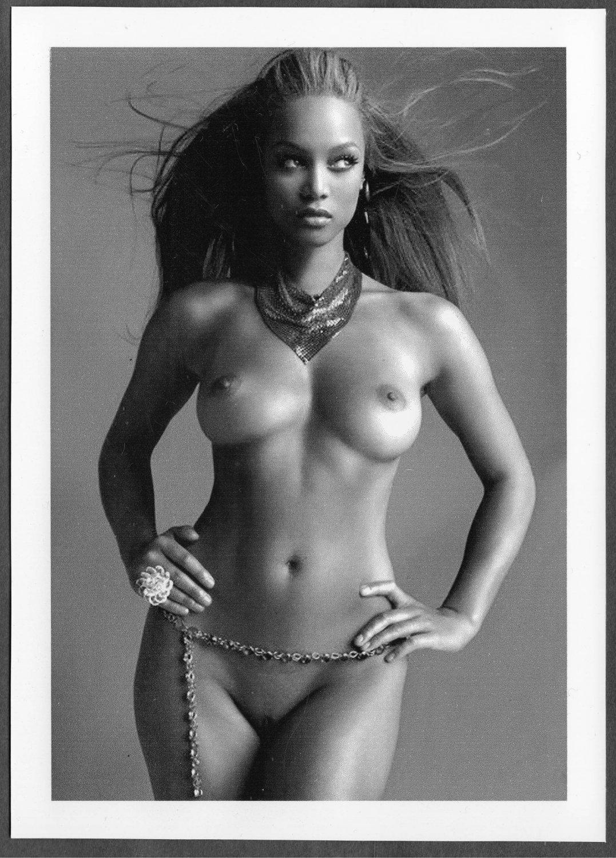Tyra banks nude photos naked sex pics