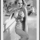ACTRESS JOI LANSING BIG BOSOMY POSE REPRINT PHOTO 5X7 #33
