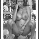 SINGER NICKI MINAJ TOTALLY NUDE HUGE BREASTS NEW REPRINT 5X7  #17