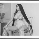 SINGER NICKI MINAJ TOPLESS NUDE HUGE BREASTS NEW REPRINT 5X7  #18