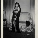 BETTY/BETTIE PAGE VINTAGE IRVING KLAW PHOTO 4X5  #2646