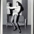 BETTY/BETTIE PAGE VINTAGE IRVING KLAW PHOTO 4X5  BP-277