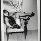 BETTY/BETTIE PAGE VINTAGE IRVING KLAW PHOTO 4X5  HH-154