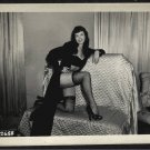 BETTY/BETTIE PAGE VINTAGE IRVING KLAW PHOTO 4X5  #2658