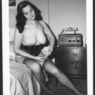 STRIPPER ANITA VENTURA TOPLESS NUDE BREASTS POSE 5X7 REPRINT #12
