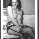 STRIPPER ANITA VENTURA TOPLESS NUDE BREASTS POSE 5X7 REPRINT #14