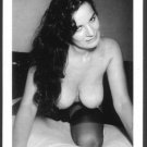 STRIPPER ANITA VENTURA TOPLESS NUDE BREASTS POSE 5X7 REPRINT #23