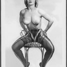 STRIPPER CANDY BARR TOPLESS NUDE BIG BREASTS NEW REPRINT 5X7  #6
