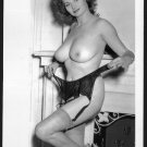 STRIPPER CHERRY KNIGHT TOPLESS NUDE HUGE HEAVY HANGING BOOBS POSE 5X7 REPRINT #66