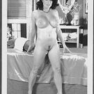 RINA DONALD ALL NUDE HUGE HEAVY HANGING BOOBS HAIRY PUSSY NEW REPRINT 5 X 7 #7