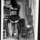 BETTY/BETTIE PAGE VINTAGE IRVING KLAW PHOTO 4X5  BP-24