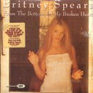 BRITNEY SPEARS FROM THE BOTTOM OF MY BROKEN HEART ENHANCED CD 2000 MINT SEALED NEVER OPENED RARE