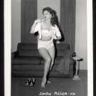 JACKIE MILLER VINTAGE  IRVING KLAW PHOTO 4X5 #110