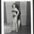 STRIPPER BLAZE STARR VINTAGE IRVING KLAW PHOTO 4X5 #26