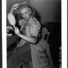 STRIPPER LILI ST. CYR VINTAGE IRVING KLAW PHOTO 4X5 #61