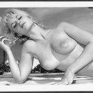 BLONDE DANIELLE MUNSON NUDE UPCLOSE POSE NEW REPRINT PHOTO 5X7  #7