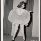 INFAMOUS STRIPPER JADA CONFORTO IRVING KLAW VINTAGE ORIGINAL PHOTO 4X5 1950'S #67