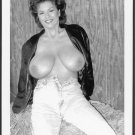 DIANE POPPOS TOPLESS NUDE HUGE HANGING BREASTS NEW REPRINT 5 X 7 #16