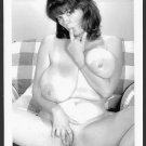 DIANE POPPOS TOPLESS NUDE HUGE HANGING BREASTS WIDE SHAVED PUSSY NEW REPRINT 5 X 7 #23